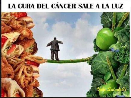 cura cáncer